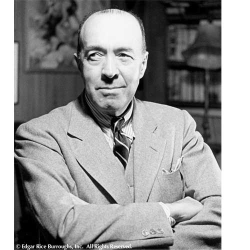 Edgar Rice Burroughs Net Worth